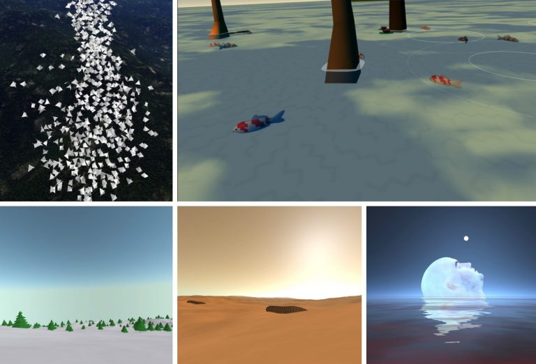 Collection: Sparse Worlds